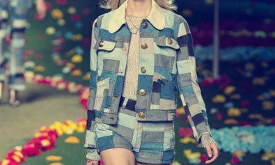 Patchwork - Tendência na moda
