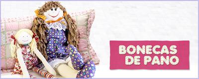 Curso de artesanato - Bonecas de pano