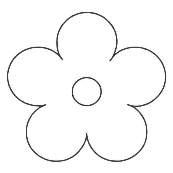 Baixe Grátis Moldes De Flores Para Patch Aplique Eva Ou Feltro